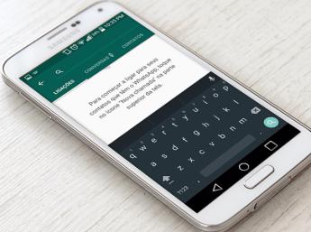 WhatsApp ganha cara nova