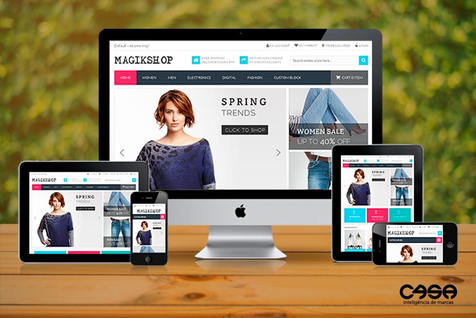 Design para E-commerce
