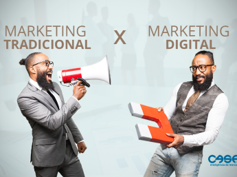 Marketing Tradicional e Marketing Digital - C4SA