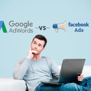Facebook Ads ou Google Adwords: Qual o melhor para o negócio?