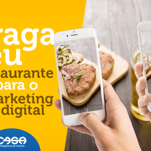 TRAGA SEU RESTAURANTE PARA O MARKETING DIGITAL